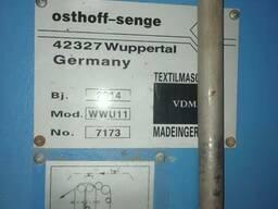 Osthoff -senge палильная машина 2014 года