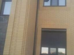 Отделка фасадов кирпичом