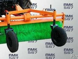 Отвал ; Щеточное оборудование для МТЗ - фото 2