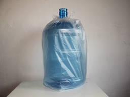 Пакеты транспортировочные для бутылей для воды 18, 9 (19) л.