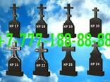Памятники из гранита - изготовление надгробий в Алматы - фото 3