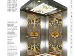Панорамный Пассажирских и грузовых лифтов Лифт в доме