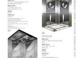 Панорамный Пассажирских и грузовых лифтов Лифт в доме - фото 5