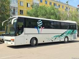 Пассажирские перевозки на автобусах Vanhool 50 мест