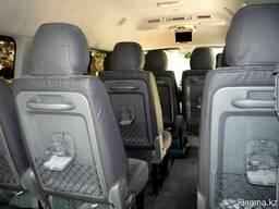 Пассажирские перевозки на микроавтобусах - фото 3