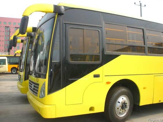 Пассажирский межгородской автобус для персонала (50 мест)