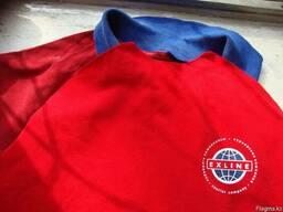 Печать футболок, бейсболок Алматы, логотипы,надписи
