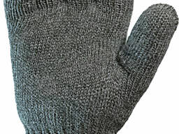 Перчатка шерстяная