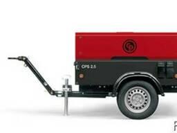 Передвижной компрессор с дизельным приводом Chicago Pneumati