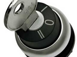 Переключатель с ключем, 3-х поз. Schrack Technik MM216900