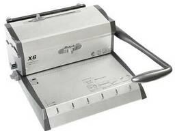 Переплетная машина 2В1 TPPS X6, брошюровщик