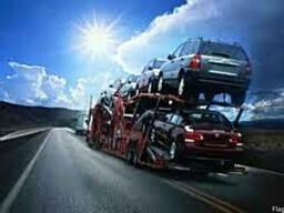 Перевозка автомобилей услуги автовозов