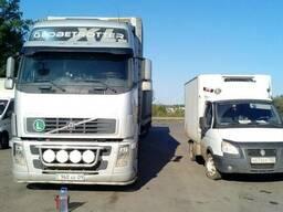 Перевозка грузов любой сложности по Kz и России