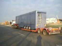Перевозка контейнер