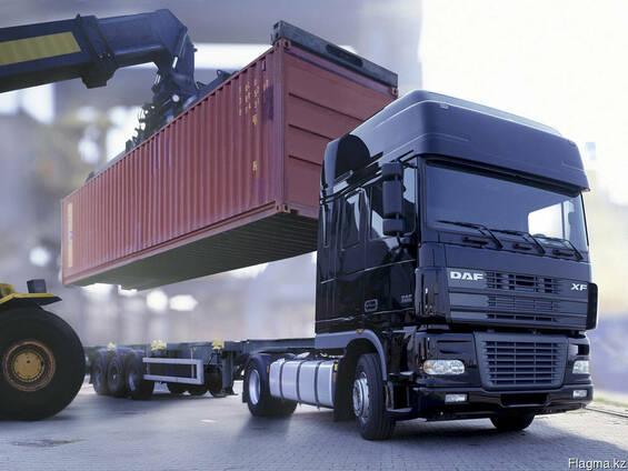 Перевозка контейнеров!