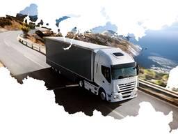 Перевозка любых грузов по КЗ и РФ. Постоянные рейсы между го