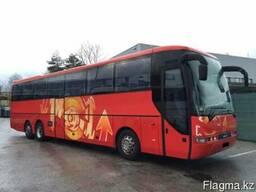 Перевозка пассажиров (40-50) на комфортабельных автобусах