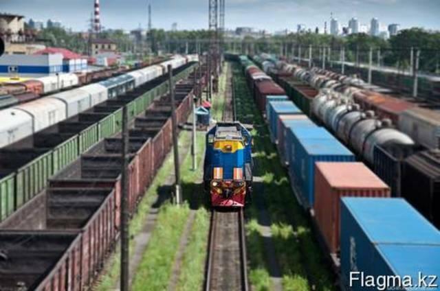 Перевозка тяжеловесных и негабаритных грузов по ЖД