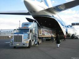 Перевозки грузов Япония - Казахстан