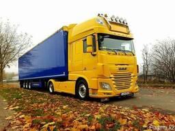 Перевозки сборных грузов Россия-Казахстан