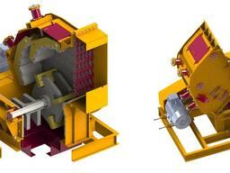 Первичная ударная дробилка pdk01(250-500 т/час)