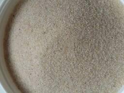 Песок кварцевый для наливных полов и пескоструйных работ