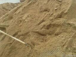 Песок мытый мелкий