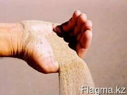 Песок в Караганде КАМАЗ тонн