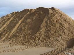 Песок для обратной засыпки