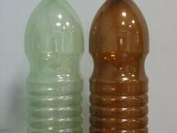 ПЭТ бутылка 1 лит и 1, 5 лит