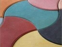 Пигменты для бетона железооксидный оранжевый 960