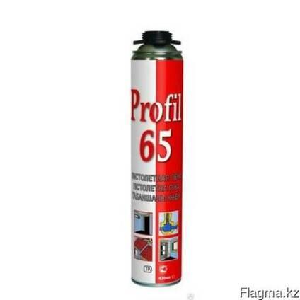 Пистолетная монтажная пена Profil 65 / профиль 65. Новинка