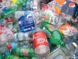 Пластиковые бутылки (ПЭТ)