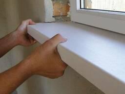 Пластиковые окна. Кухня (панельный дом) - фото 2
