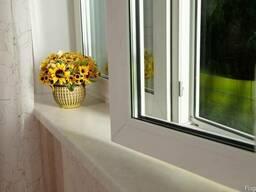 Пластиковые окна. Кухня (панельный дом) - фото 4