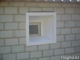 Пластиковые откосы на окна - фото 3