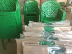 Пластмассовые столы и стулья - фото 4