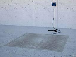 Платформенные весы электронные ВСП4