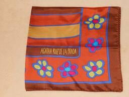 Платки/ шарфы шёлк женские