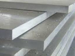 Плита алюминиевая 40х1200х3000 АМЦ