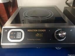 Плита индукционная электрическая настольная