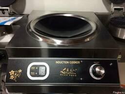 Плита индукционная электрическая настольная мощность 3500кВт