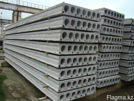 Плиты перекрытия пустотные от 2 метра до 9 м