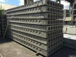 Плиты пустотные ПК 60-12. 8 до объекта в Астану