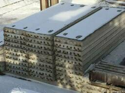 Плиты пустотные ПК 60-15.8 до объекта в Астану - фото 1