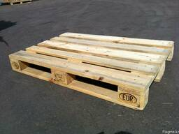 Поддоны деревянные размерами 1200х800 мм., 1150х1150мм в Шым