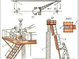 Подкраново подстропильные конструкции коробчатого сечения