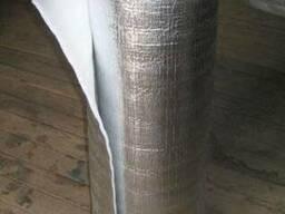 Подложка Фольгированная под ламинат. Тёплый пол