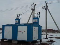 Подстанции трансформаторные - КТП от производителя