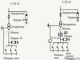 Подстанция КТП 25/10(6)-0,4 с местом под учет с РЛНД